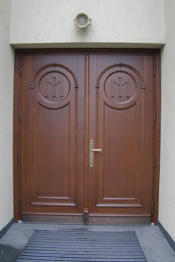 Drzwi sakralne Wodzisław Kokoszyce